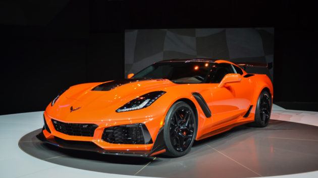 With It The Zr1 Will Become Most Ful Production Corvette To Date Receive Diffe Pistons And Con Rods A Larger Supercharger