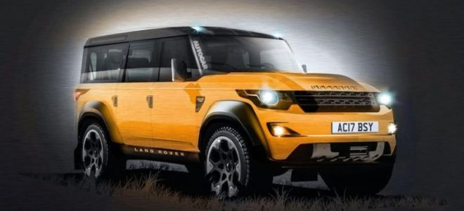 2018 Land Rover Defender Price Release Date Usa Pictures News