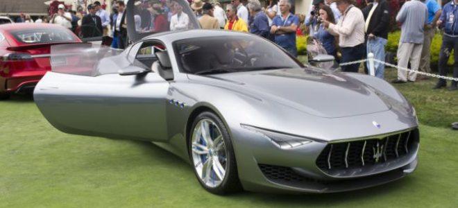 2017 Maserati Alfieri Release Date Specs